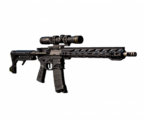 military weapon msp